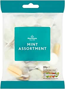 Morrisons Mint Assortment, 200 g, Pack of 16