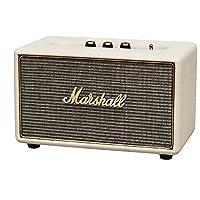 Marshall 马歇尔 Acton 复古无线蓝牙摇滚音箱 奶油色(英国品牌)