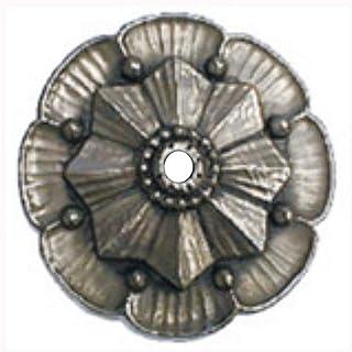 Pentair 5821805 WallSpring 铜扇形玫瑰装饰装饰