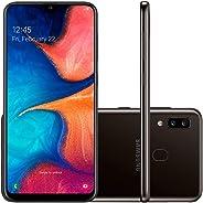 Samsung Galaxy A20 32GBA20 32GB + 32GB SD Bundle 黑色