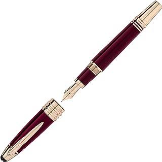 Montblanc John F. 肯尼迪特別版酒紅色鋼筆 - 118051