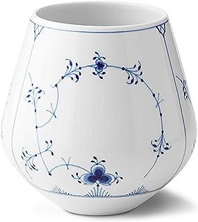 Royal Copenhagen 藍色平邊 盤子 室內裝飾 白色 高さ15cm 1016771
