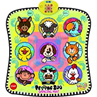 ZIPPY MAT 儿童婴幼儿早教益智亲子电子游戏音乐垫动物跳舞毯玩具