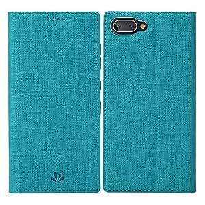 BlackBerry Key2 LE Case 小收纳袋 黑色 蓝色