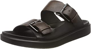 ECCO 男士 Flowt 防水台凉鞋
