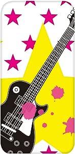 智能手机壳 透明 印刷 对应全部机型 cw-641top 套 音乐家 吉他 音乐 UV印刷 壳WN-PR477647 URBANO V02 图案 A