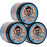 Don Juan Hybrido Pomade Strong Hold 3 件装