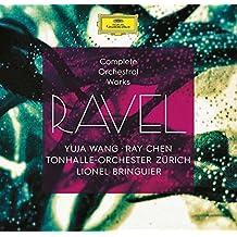 进口CD:拉威尔管弦乐作品全集/王羽佳/陈锐 Ravel:Complete Orchestral Works/Yuja Wang&Ray Chen(4CD)4795524