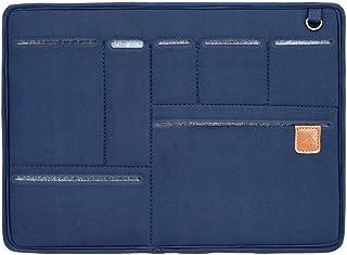 Lihit Lab ALTNA Carrying Plate 便攜板 收納袋 本體サイズ:265x365x17mm ネイビ-