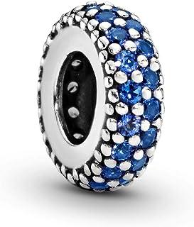 Pandora 潘多拉 女士9k纯银珠饰,多色