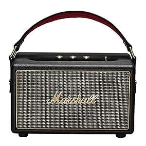 Marshall 马歇尔 Kilburn 便携式蓝牙音箱,黑色