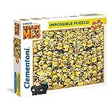 Clementoni - 39408 - 不可能的拼图 - 卑鄙的我 3 - 1000 片