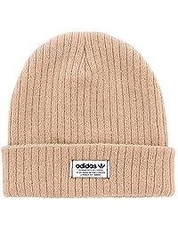Adidas 女士 Originals 宽罗纹无檐小便帽