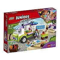 LEGO 乐高  拼插类 玩具  Juniors 小拼砌师系列 米娅的缤纷食品卡车 10749 4-7岁