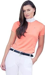 Horze Blaire 女式短袖功能性秀衬衫