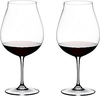 Riedel 6416/16 Vinum Pinot Noir 玻璃,2 件套,透明