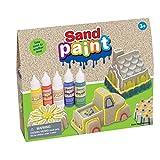 Kinetic Sand WAB-180001 基本彩色漆(5 件装)