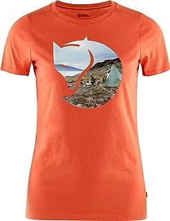 FJALLRAVEN 女式 Gädgaureh '78 T 恤 W
