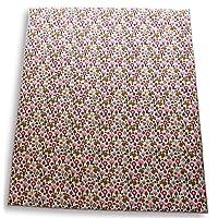 Ideenreich 2014-14-1 美丽的爬行游戏毯 135 x 190 厘米 Eichhörnchen rosa 150x180