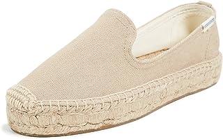 Soludos 女士防水台吸*拖鞋