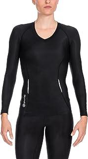 Skins A200 女式长袖紧身上衣
