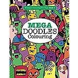 Mega Doodles Colouring ( Brilliant Colouring for Boys)