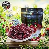 WINGREEN 为绿蔓越莓干128g(加拿大进口)A级不榨汁原果更营养 少糖
