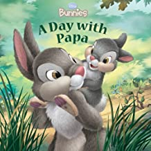 Disney Bunnies:  A Day with Papa (Disney Storybook (eBook)) (English Edition)