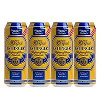奥丁格 德国啤酒 啤酒 小麦啤酒 500ml*24听