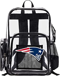The Northwest Company New England Patriots NFL Dimension Clear 背包