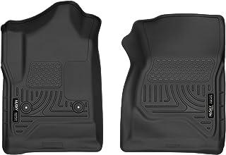 Husky 衬垫 X-act Contour Front Floor Liners 黑色 52741