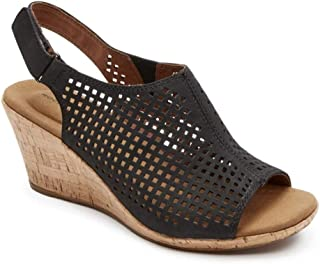 Rockport Briah PERF 女士坡跟凉鞋