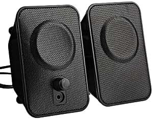 AmazonBasics交流电驱动型电脑扬声器(A150)
