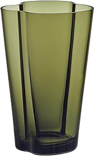 Iittala Aalto 花瓶 220 毫米 苔*