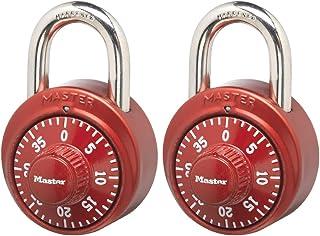 Master Lock 组合挂锁 不适用 2组 1530T