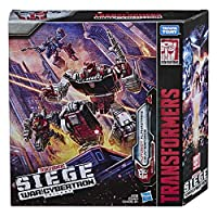 Transformers 變形金剛 玩具 塞伯坦之戰 Deluxe Wfc-S26 汽車人阿爾法反擊小隊 3件裝 - 最后一擊玩偶系列:第一部分