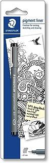 Staedtler Pigment Liner Fineliner Pen with Line Width 0.1 mm - Black