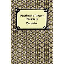 Description of Greece (Volume I) (English Edition)