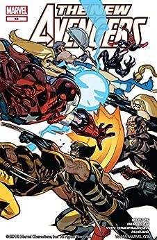 """New Avengers (2004-2010) #56 (English Edition)"",作者:[Bendis, Brian Michael]"