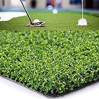 高尔夫推杆 */垫-高尔夫训练垫 Sprot 棒球足球人造草 - *长效推杆,适用于室内/室外