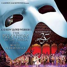进口CD:歌剧魅影25周年舞台版特辑/韦伯 The Phantom Of The Opera at the Royal Albert Hall/Andrew Lloyd Webber(2CD)2784491