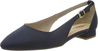 Tamaris 女士 1-1-22112-24 闭口芭蕾舞鞋