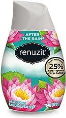 Renuzit 蕊风 98%天然固体空气清新剂 去味除臭室内芳香剂 198g(雨后清新)香型(亚马逊自营商品,由供应商配送)