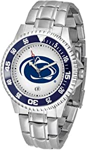 Penn State Nittany Lions Competitor Steel 男式手表