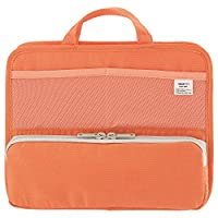 Lihit Lab . 立式袋 A5 ヨコ型 橙色