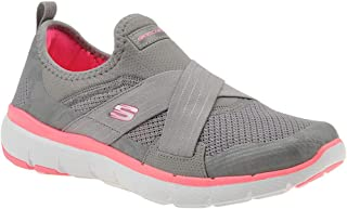 Skechers Flex Appeal 3.0 Goal Getter 女士一脚蹬运动鞋