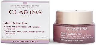 Clarins 娇韵诗 多效日间适合中性至混合性皮肤的皱纹校正霜,凝胶,1.6盎司(约45.36克),50毫升
