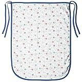 Monciel 日本制 4层软毛毯 星星鱼 婴儿车 背婴带通用 隔离紫外线率90% 17SS015-SF