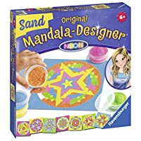 Ravensburger 29707 8 Mandala Designer Neon