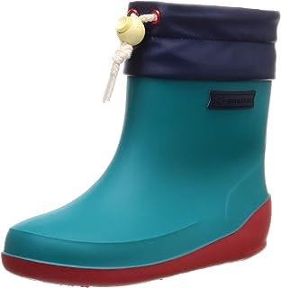 [MOONSTAR] 雨靴 日本制造 防滑鞋底 宽松 2E 儿童 RB B02 多色 19.0 cm 2E
